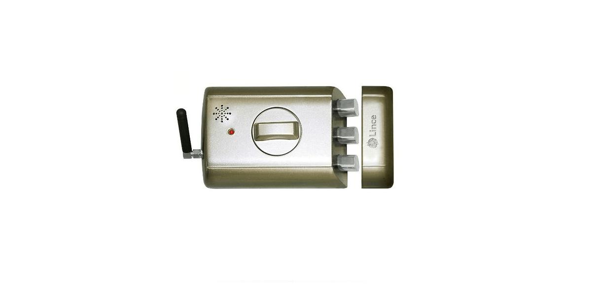 cerradura invisible lince